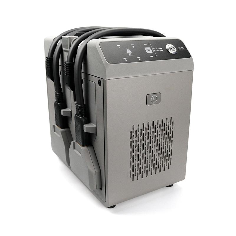 Интелеигентна зарядна станция за батерии на селскостопански дрон DJI MG1
